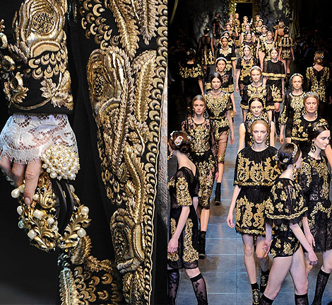 Baroque D&amp;G