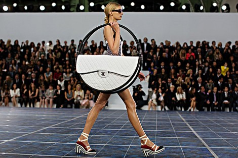 Chanel's Spring 2013 Hula Hoop Bag: Winner or Disaster?